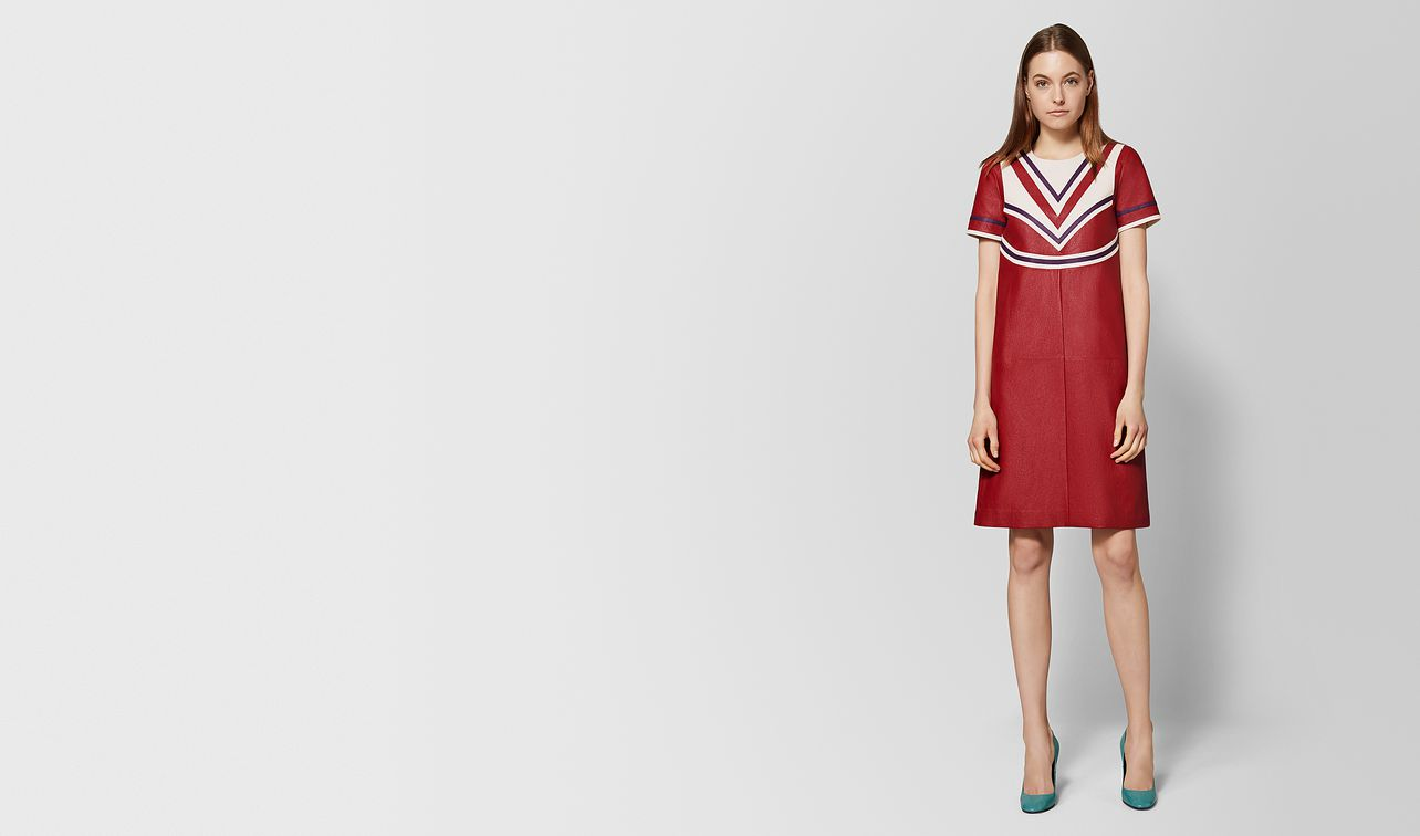 multicolor lamb dress landing