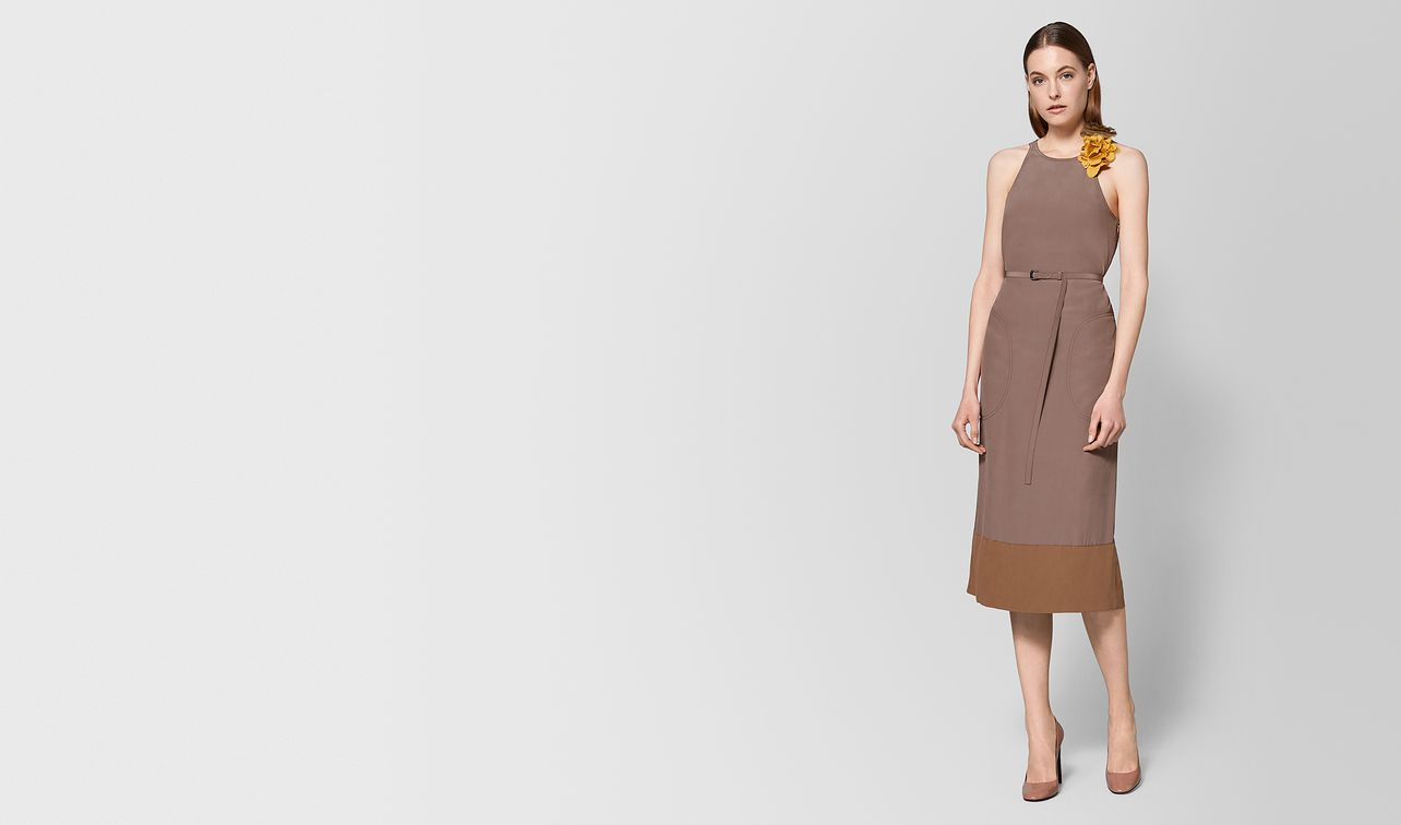 desert rose silk dress landing
