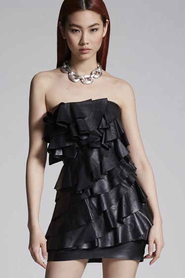 DSQUARED2 Dress Woman S75CU0837S36258900 M