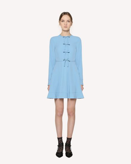REDValentino Dress Woman QR3VA7950F1 HL8 f