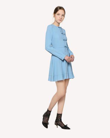 REDValentino QR3VA7950F1 HL8 Dress Woman d
