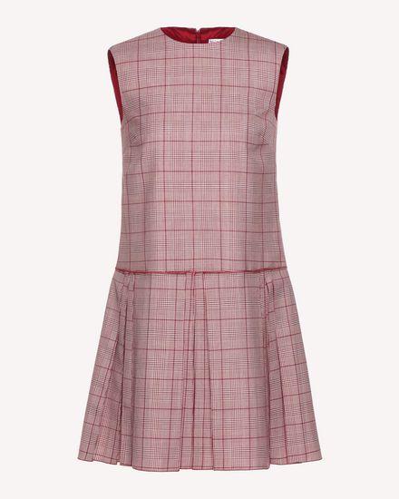 REDValentino Dress Woman QR3VA7853SE C61 a