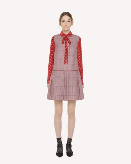 REDValentino Dress Woman QR3VA7853SE C61 f