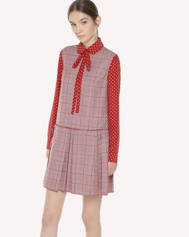 REDValentino QR3VA7853SE C61 Dress Woman d