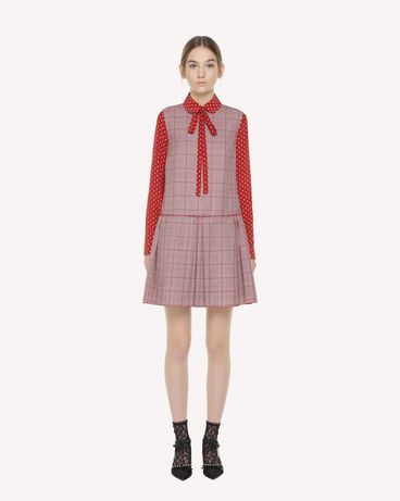 REDValentino QR3VA7853SE C61 Dress Woman f