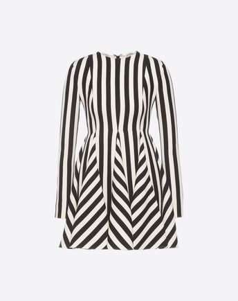VALENTINO Dress D Stripes Re-edition Dress  f