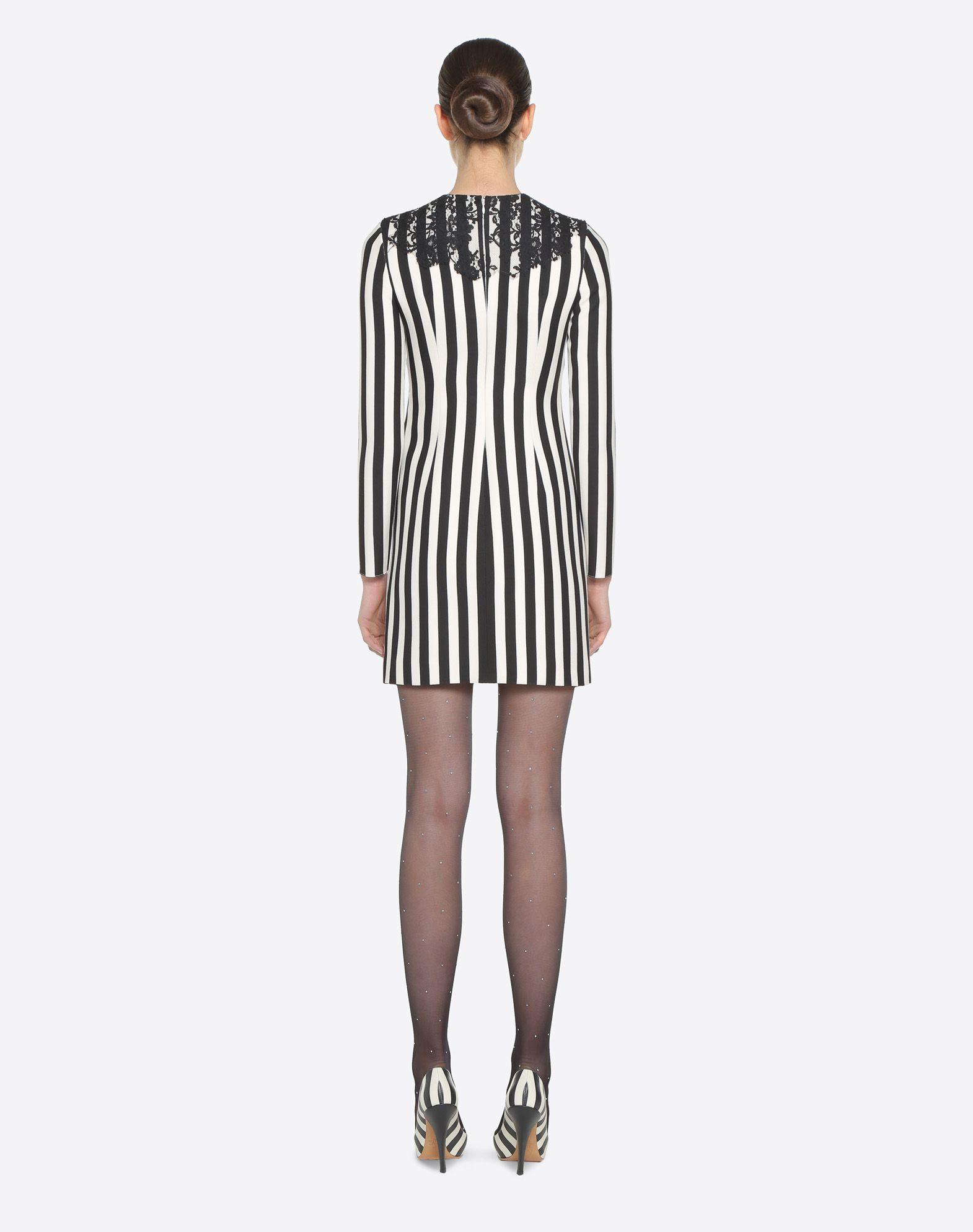 VALENTINO Vestido Stripes Re-edition  Vestido D e