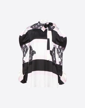 VALENTINO Dress D Valentino Waves Knit Dress f