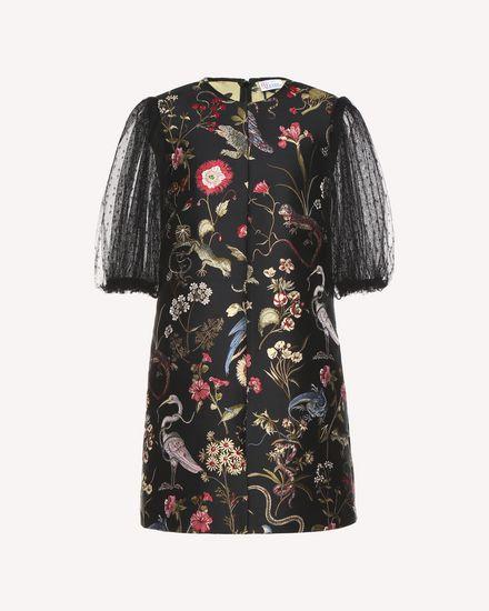 REDValentino Dress Woman QR3VA7F03TF 0NO a