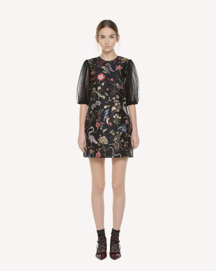 REDValentino Dress Woman QR3VA7F03TF 0NO f