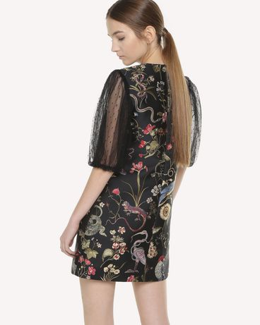 REDValentino QR3VA7F03TF 0NO Dress Woman d