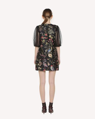 REDValentino QR3VA7F03TF 0NO Dress Woman r