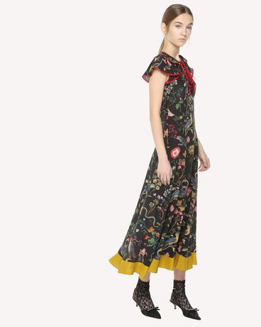 REDValentino QR3VA7803TT 0NO 连衣裙 女士 d