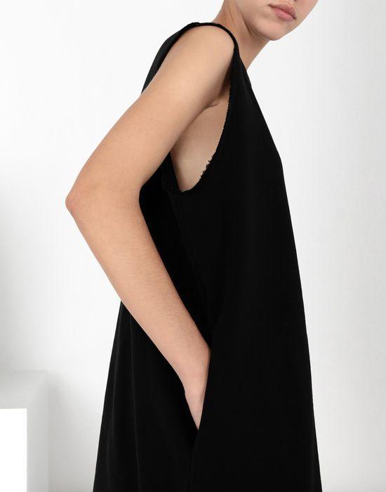 MM6 MAISON MARGIELA Jumper dress with fringes Long dress [*** pickupInStoreShipping_info ***] e