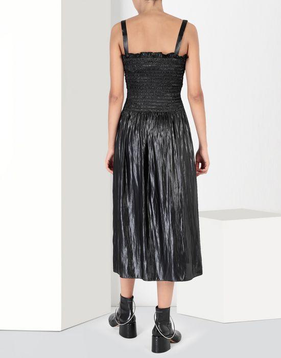 MM6 MAISON MARGIELA Fluid satin dress 3/4 length dress [*** pickupInStoreShipping_info ***] d