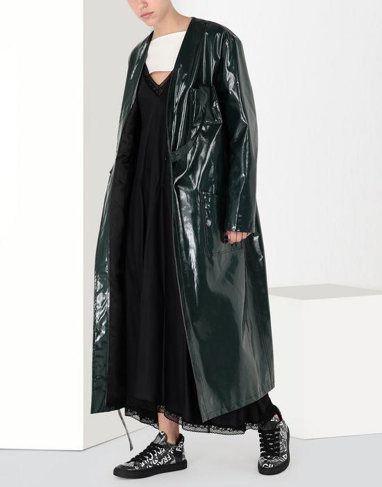 MM6 MAISON MARGIELA Lace trimmed slip dress Long dress [*** pickupInStoreShipping_info ***] r