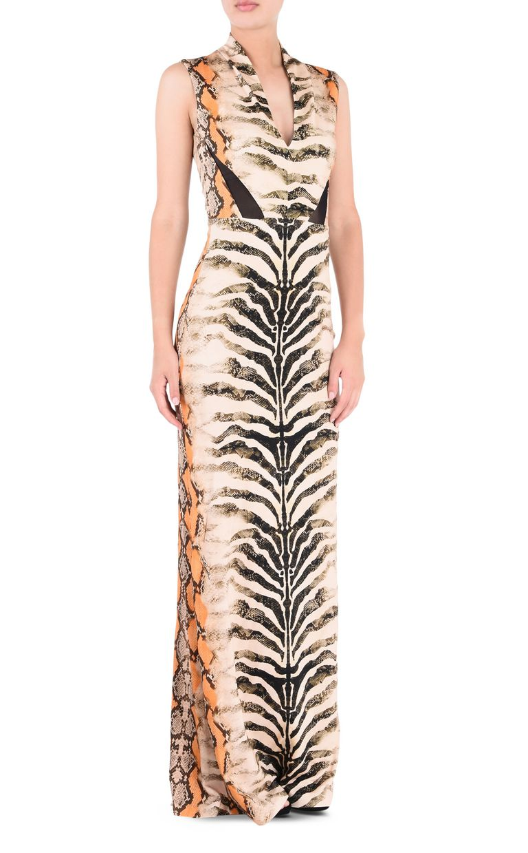 JUST CAVALLI Namibia maxi dress Long dress Woman f