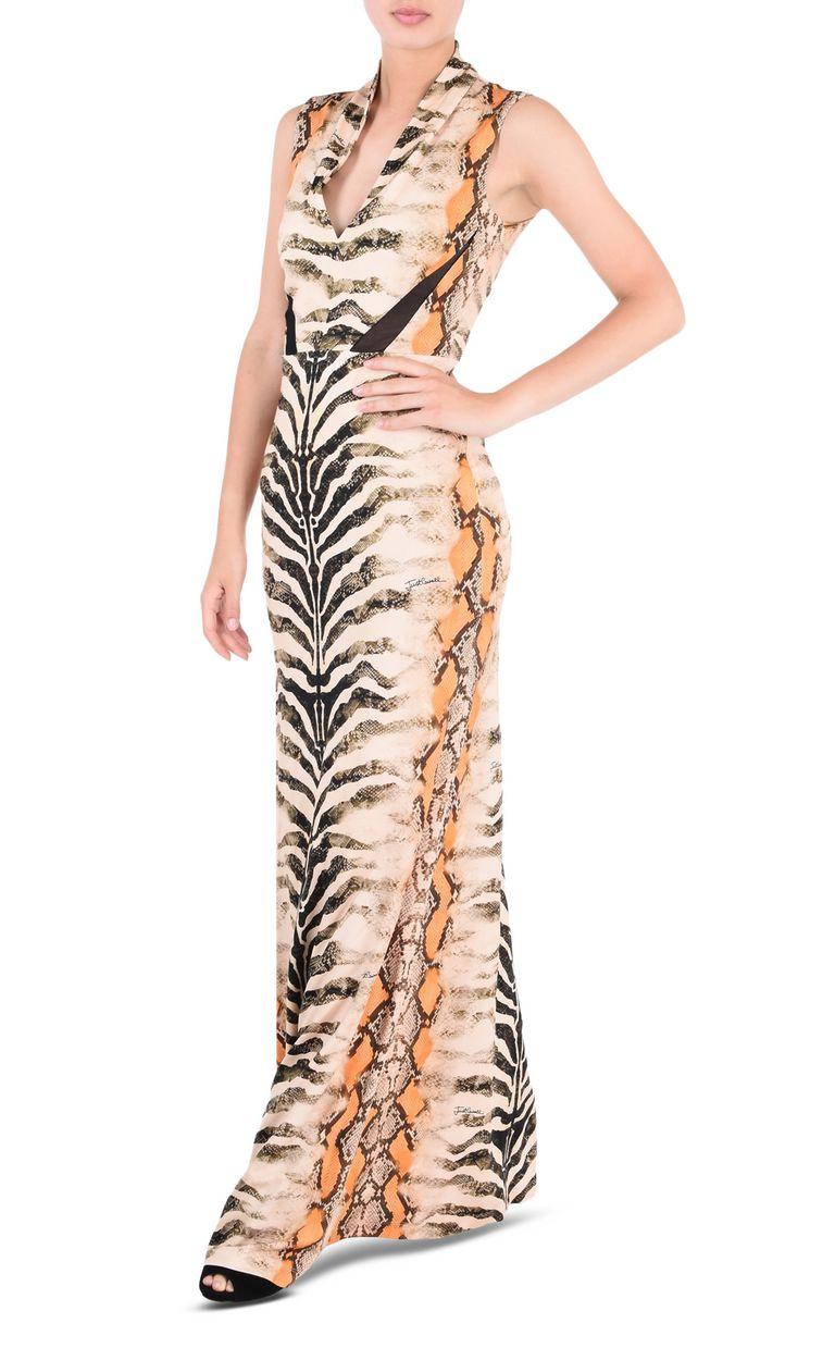 JUST CAVALLI Namibia maxi dress Long dress Woman r