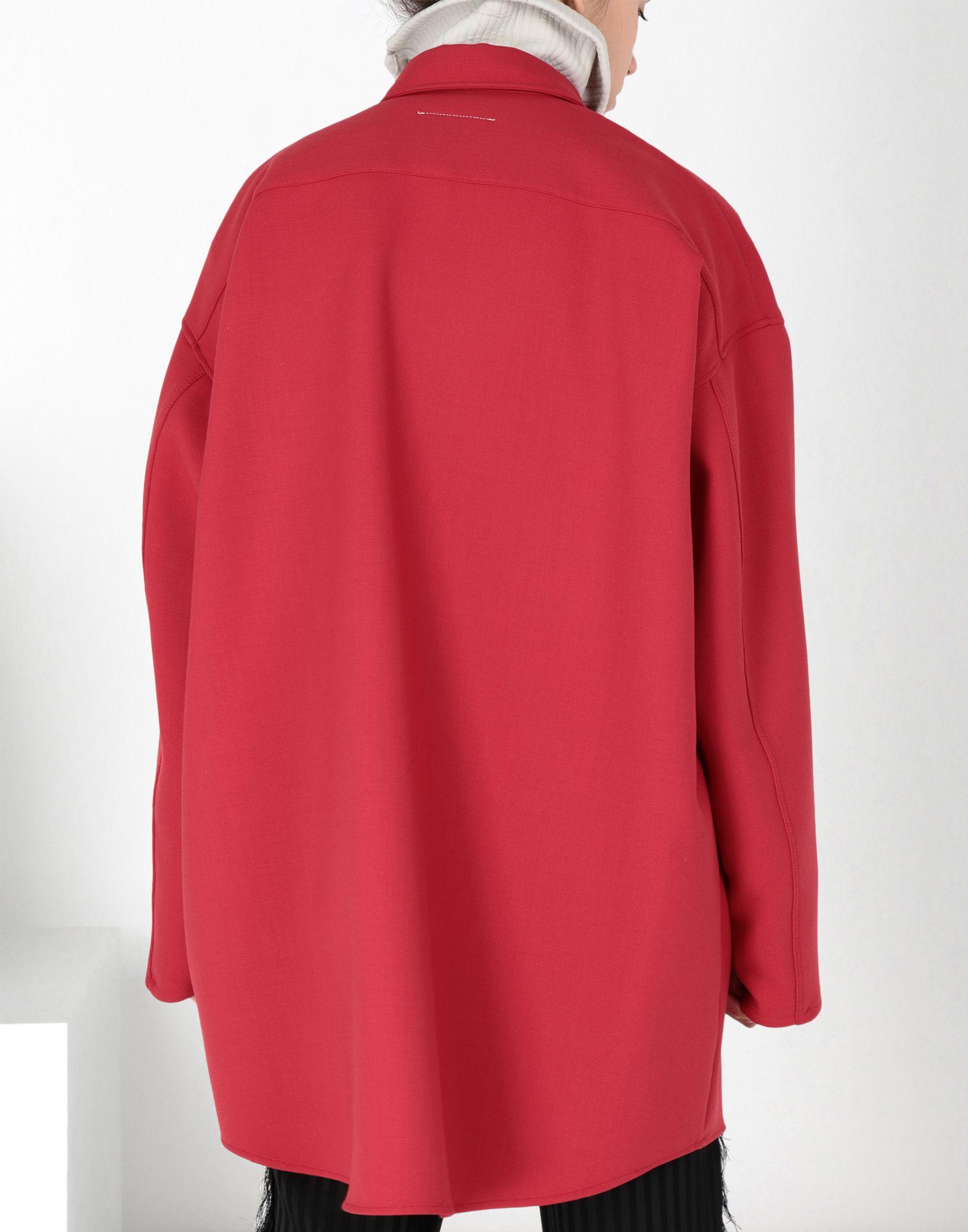 MM6 MAISON MARGIELA Shirt dress Short dress Woman d