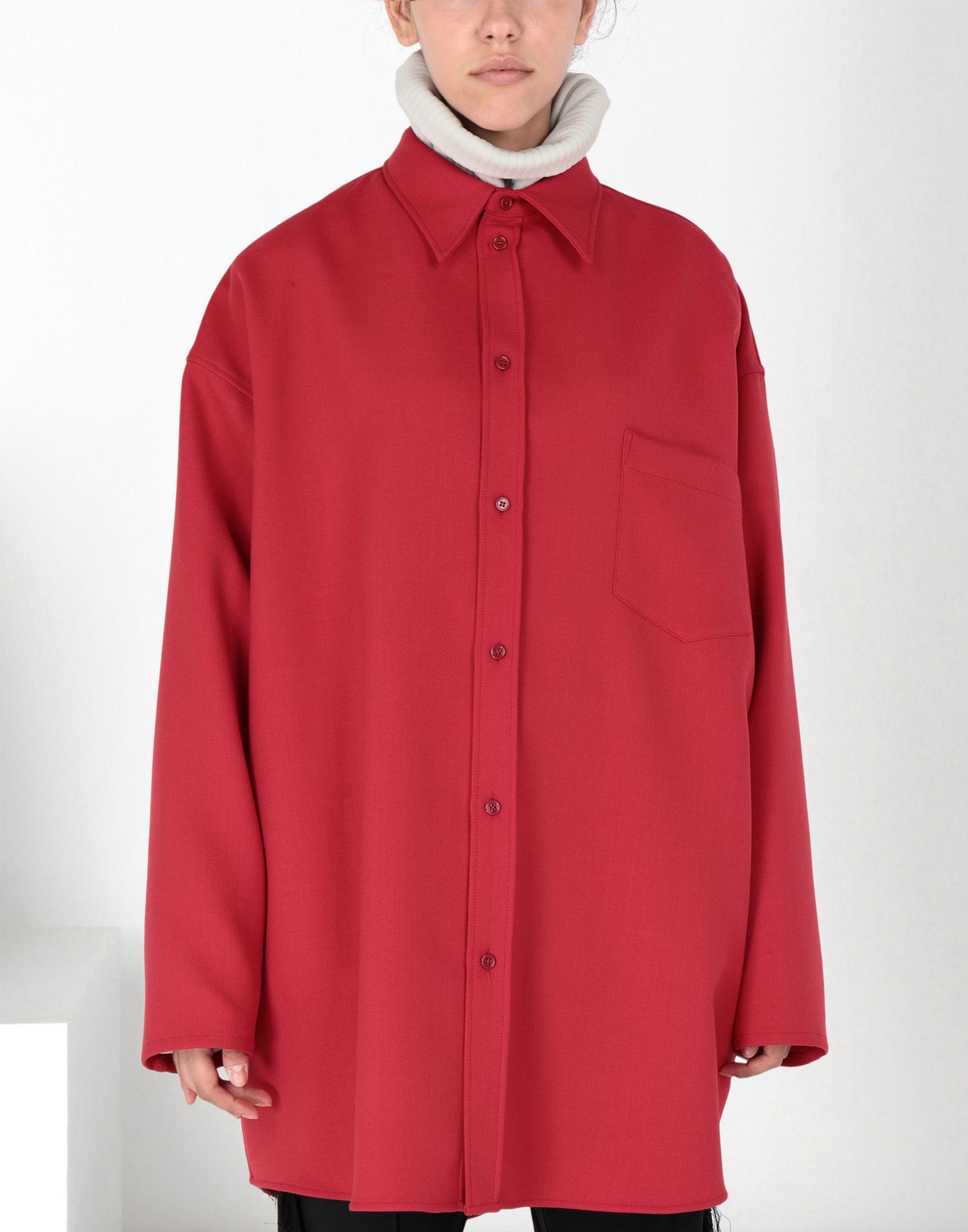 MM6 MAISON MARGIELA Shirt dress Short dress Woman f