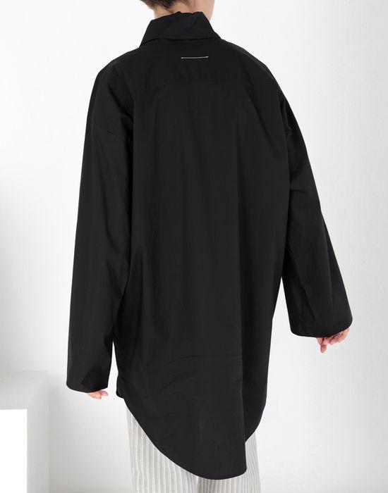 MM6 MAISON MARGIELA Parachute poplin shirt dress Short dress [*** pickupInStoreShipping_info ***] d