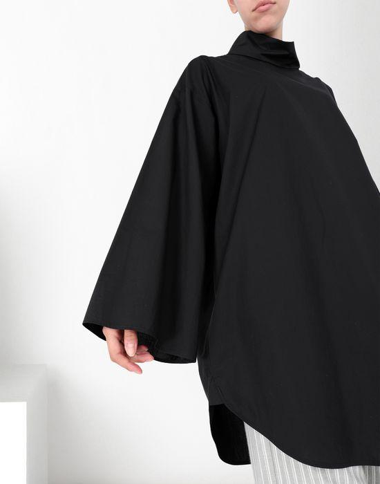 MM6 MAISON MARGIELA Parachute poplin shirt dress Short dress [*** pickupInStoreShipping_info ***] e