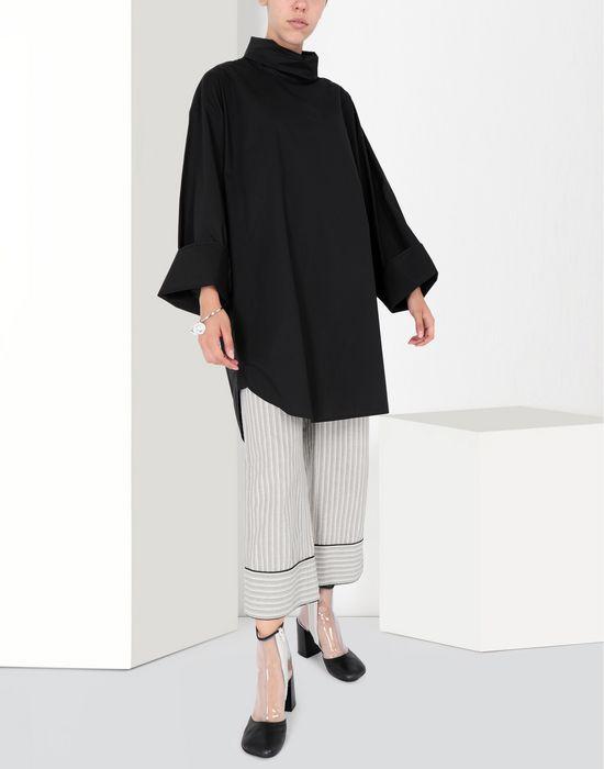 MM6 MAISON MARGIELA Parachute poplin shirt dress Short dress [*** pickupInStoreShipping_info ***] r