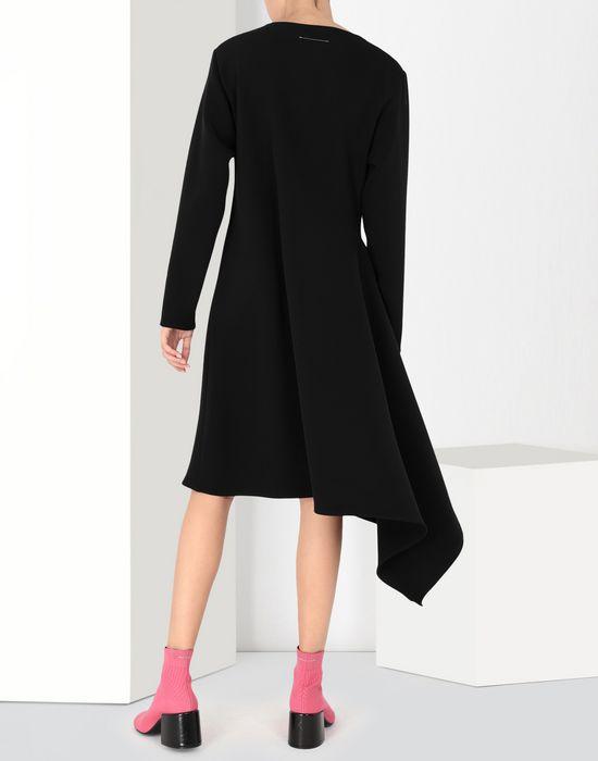 MM6 MAISON MARGIELA Flat square casual dress Short dress [*** pickupInStoreShipping_info ***] d