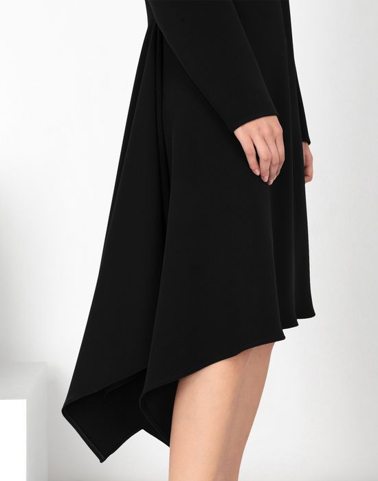 MM6 MAISON MARGIELA Flat square casual dress Short dress [*** pickupInStoreShipping_info ***] e