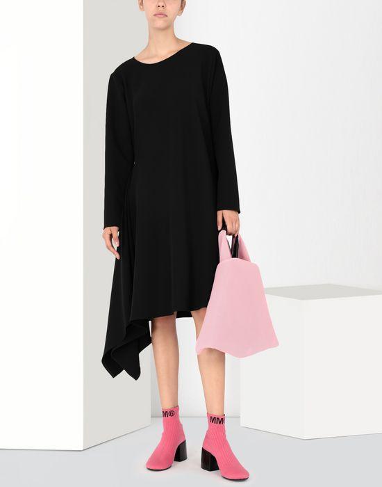 MM6 MAISON MARGIELA Flat square casual dress Short dress [*** pickupInStoreShipping_info ***] f