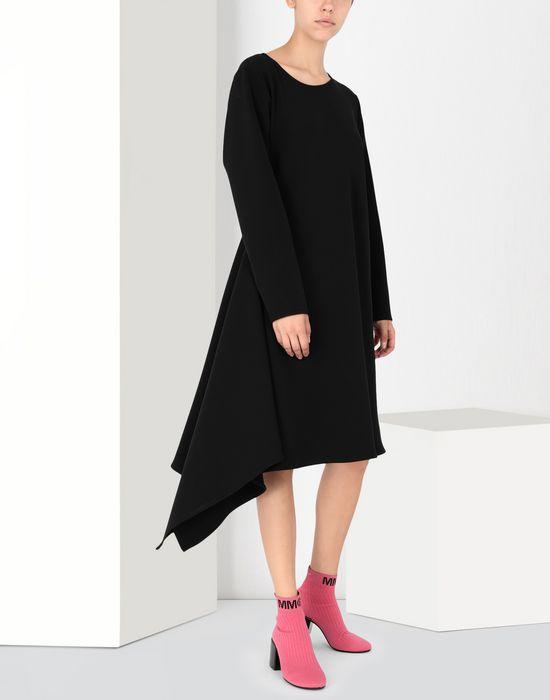 MM6 MAISON MARGIELA Flat square casual dress Short dress [*** pickupInStoreShipping_info ***] r