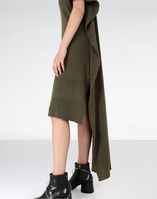 MM6 MAISON MARGIELA Knitwear polo neck dress Long dress [*** pickupInStoreShipping_info ***] a