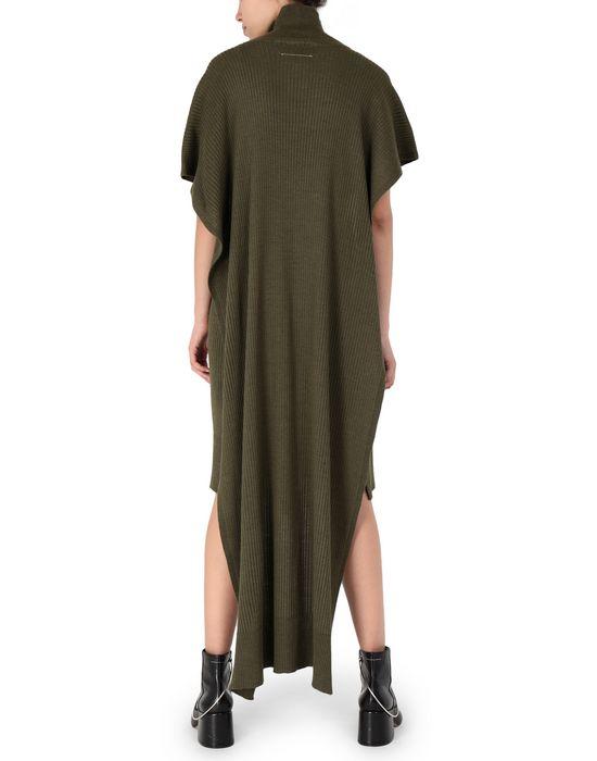 MM6 MAISON MARGIELA Knitwear polo neck dress Long dress [*** pickupInStoreShipping_info ***] d