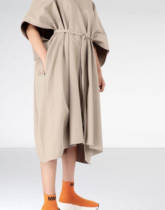 MM6 MAISON MARGIELA Two-way oversized dress 3/4 length dress [*** pickupInStoreShipping_info ***] a