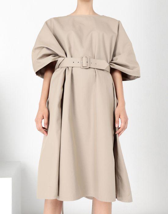 MM6 MAISON MARGIELA Two-way oversized dress 3/4 length dress [*** pickupInStoreShipping_info ***] e