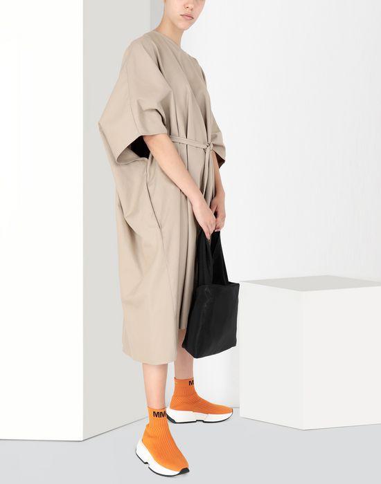 MM6 MAISON MARGIELA Two-way oversized dress 3/4 length dress [*** pickupInStoreShipping_info ***] r