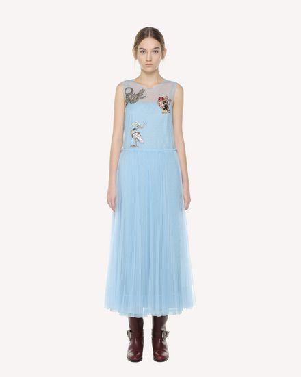 REDValentino Dress Woman QR3VA7D01NC DI8 f