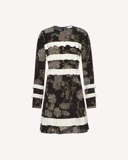 REDValentino Dress Woman QR0VA8653FP 0NO a