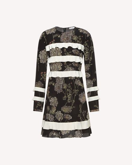 REDValentino Dress Woman QR3VA7B53TB 0NA a