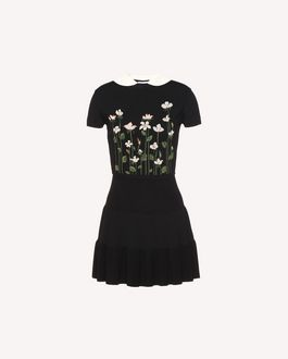 REDValentino Dress Woman QR0VA10M43V 0NO a