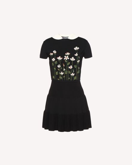 REDValentino Dress Woman QR3KD0Y93WF 0NO a