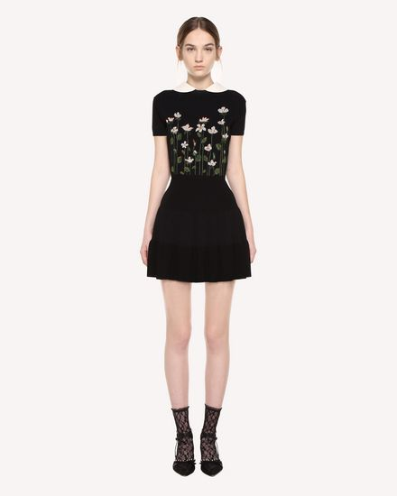 REDValentino Dress Woman QR3KD0Y93WF 0NO f