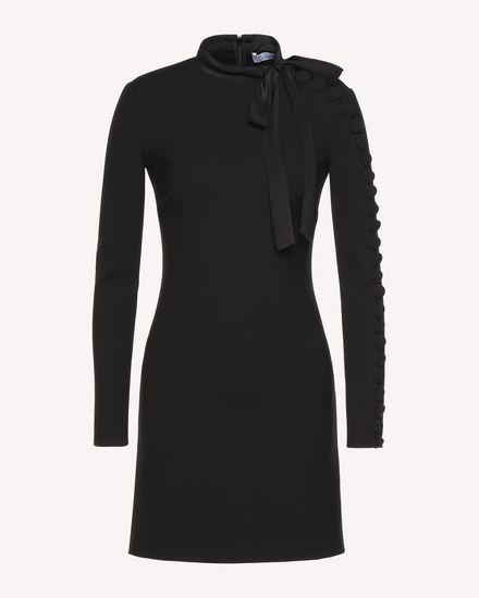 REDValentino Dress Woman QR3VA7351KY 0NO a
