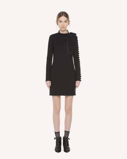 REDValentino Dress Woman QR3VA7351KY 0NO f