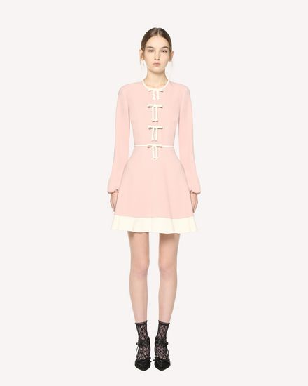 REDValentino Dress Woman QR3VA798412 NAV f