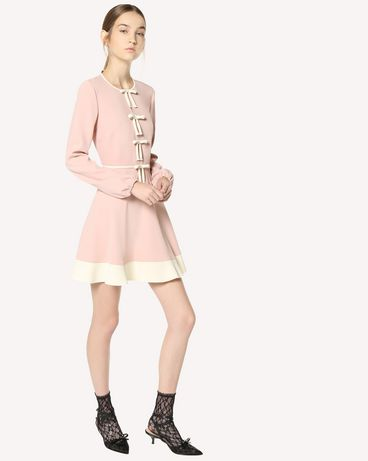 REDValentino QR3VA798412 NAV Dress Woman d
