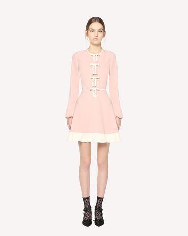 REDValentino QR3VA798412 NAV Dress Woman f