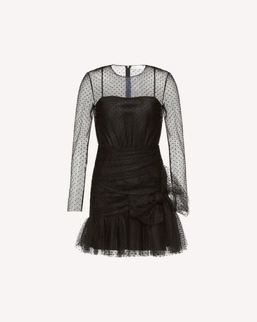 REDValentino QR3VA7303SR 0NO Dress Woman a