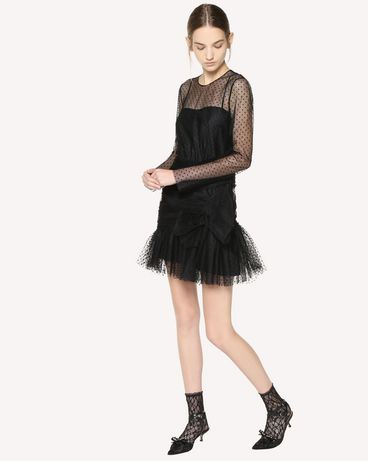 REDValentino QR3VA7303SR 0NO Dress Woman d