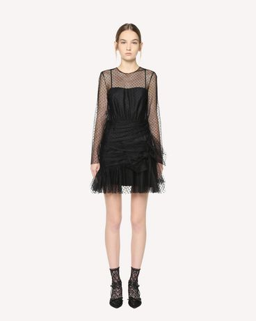 REDValentino QR3VA7303SR 0NO Dress Woman f